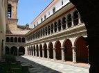 La Paz – nádvoří kláštera San Francisco