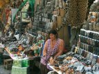 La Paz – čarodějnické trhy u náměstí San Francisco