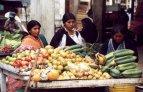 Tržiště v Otavalu