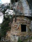 Chachapoyas – mauzolea Los Pinchudos