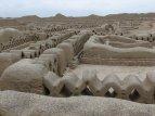 Chan Chan: největší hliněné město světa