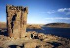 Věžové hrobky v Sillustaní